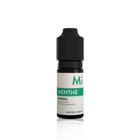Minimal Mint - FUU Salt E Liquid