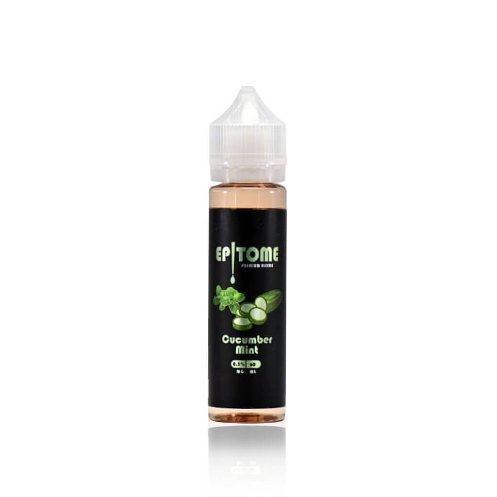 Cucumber Mint - Epitome Premium Blends E Liquid