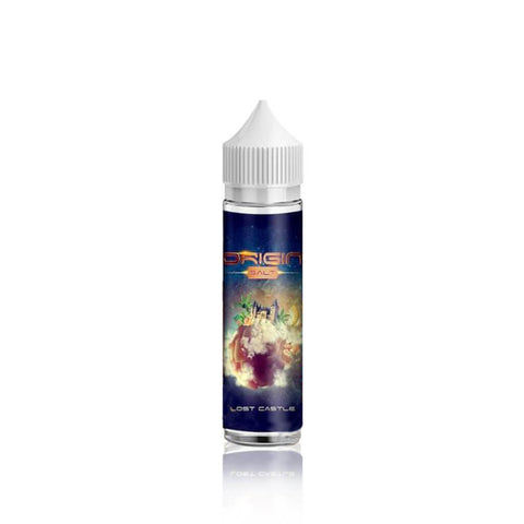 Lost Castle - Origin Salt E Liquid