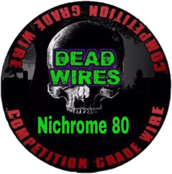 Nichrome 80 Round Wire - Dead Wires