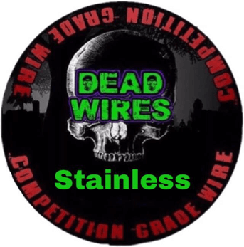 Stainless Steel Round Wire - Dead Wires