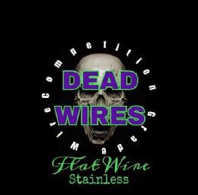 Stainless Steel Flat Wire - Dead Wires