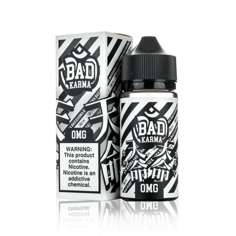 Bad Karma - KVRMA E Liquid