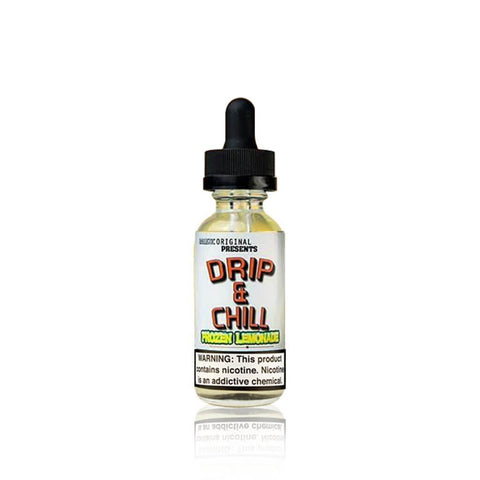 Frozen Lemonade - Drip & Chill E Liquid