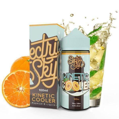 Kinetic Cooler - Electric Sky Co E Liquid