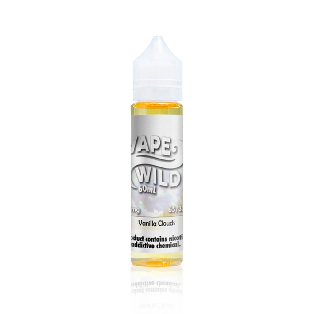 Vanilla Clouds - VapeWild E Liquid