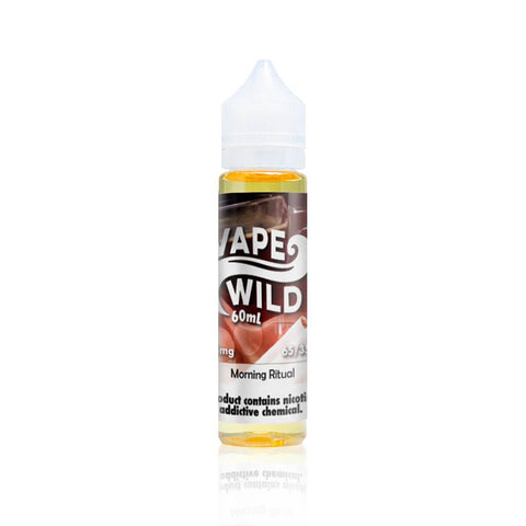 Morning Ritual - VapeWild E Liquid