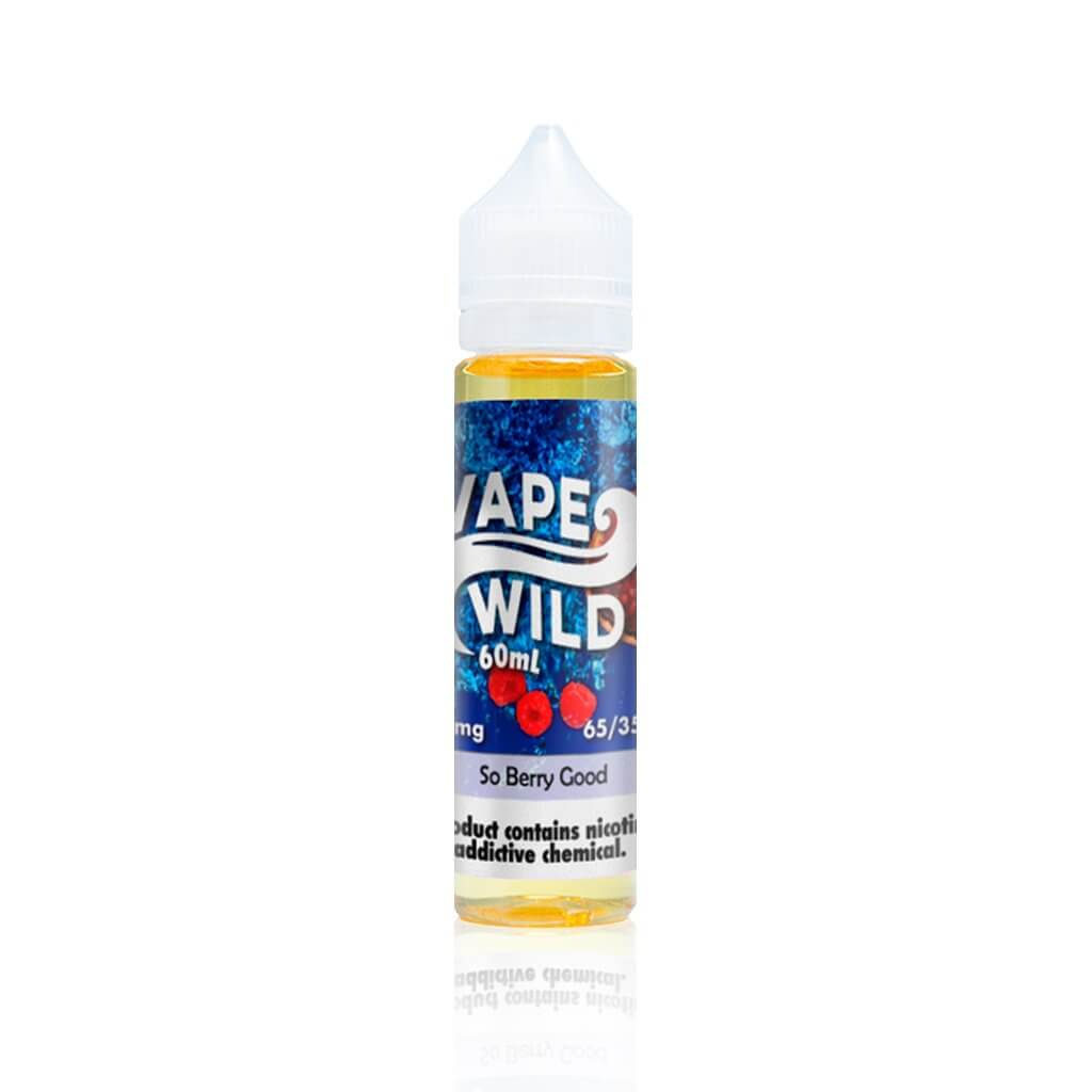 So Berry Good - VapeWild E Liquid
