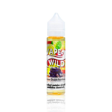 Sour Double Rainbow - VapeWild E Liquid