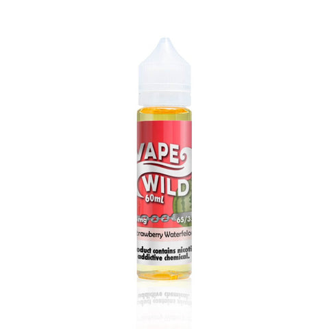 Strawberry Waterfelons - VapeWild E Liquid
