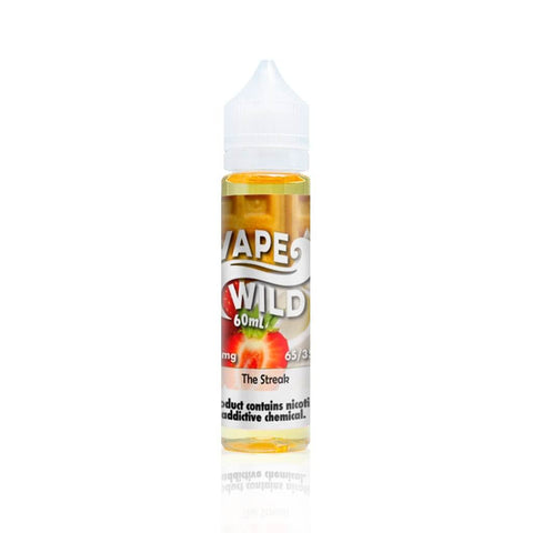 The Streak - VapeWild E Liquid