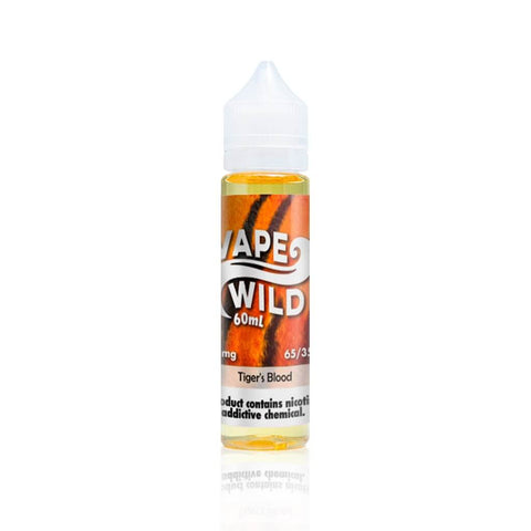 Tiger's Blood - VapeWild E Liquid