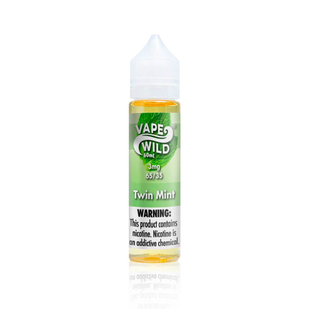 Twin Mint - VapeWild E Liquid