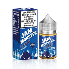Blueberry Jam - Jam Monster Salt E Liquid