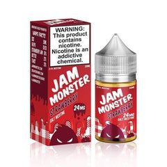 Strawberry Jam - Jam Monster Salt E Liquid