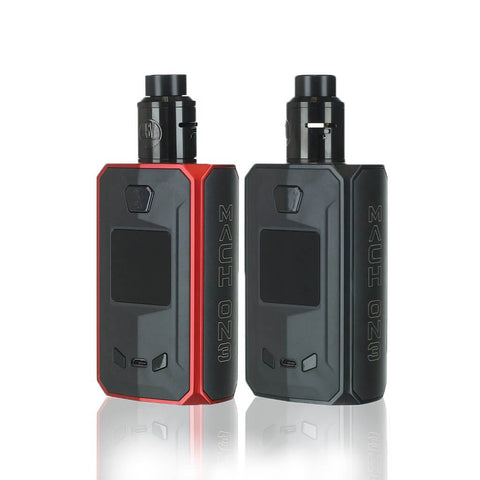 Mach On3 240W Squonk Kit Bundle - United Society of Vape
