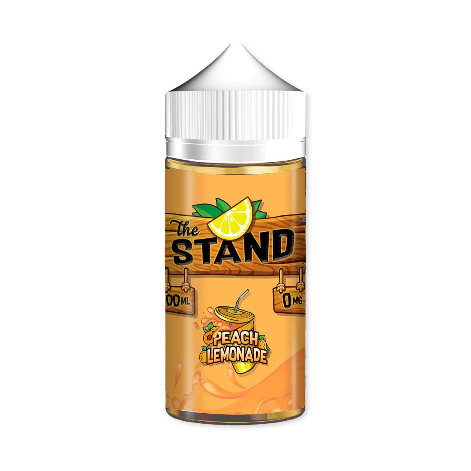 Peach Lemonade - The Stand E Juice