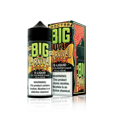 Carnival Apple - Doctor Big Vapes E Liquid