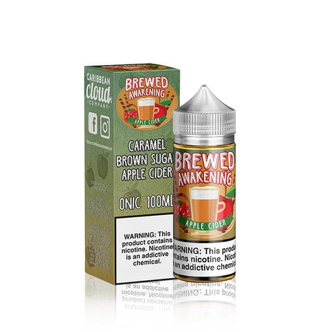 Apple Cider - Brewed Awakening E Liquid