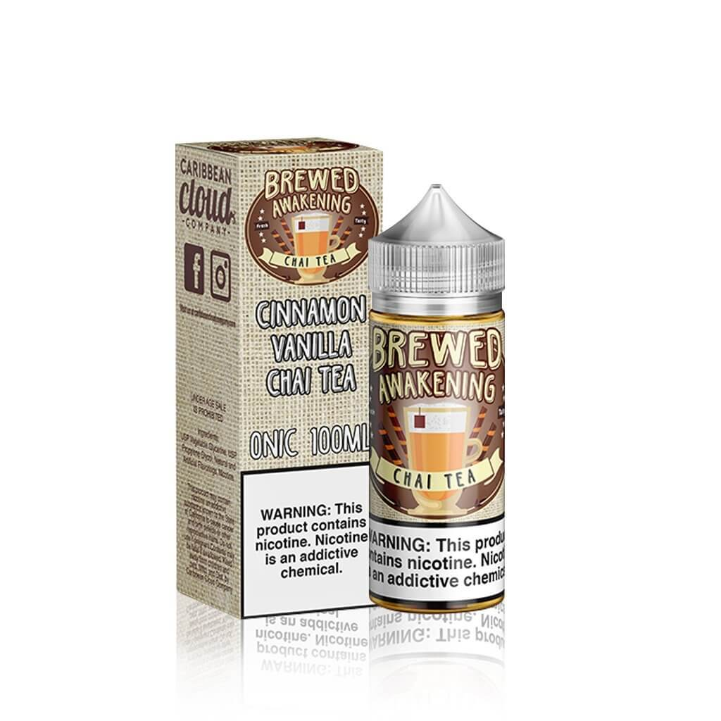 Vanilla Chai Tea - Brewed Awakening E Liquid