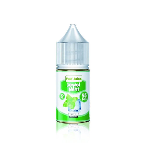 Jewel Mint - Pod Juice Salts
