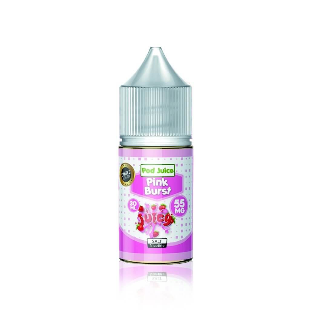 Pink Burst - Pod Juice Salts