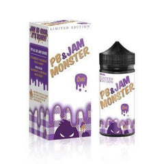 PB&Jam Monster (Limited Edition) - Jam Monster E Liquid