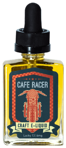 Lucky 13 (30ml) - Cafe Racer Craft E Liquid