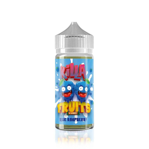 Blue Raspberry - Killa Fruits E Liquid