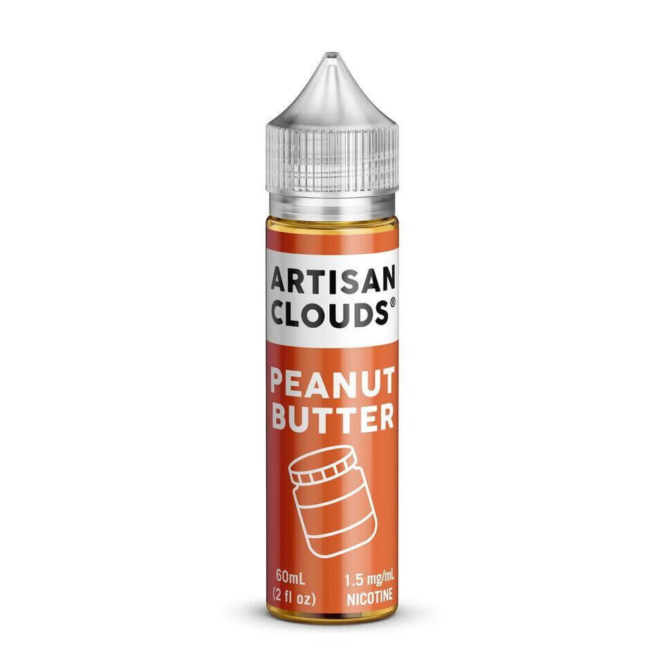 Peanut Butter - Artisan Clouds E Liquid