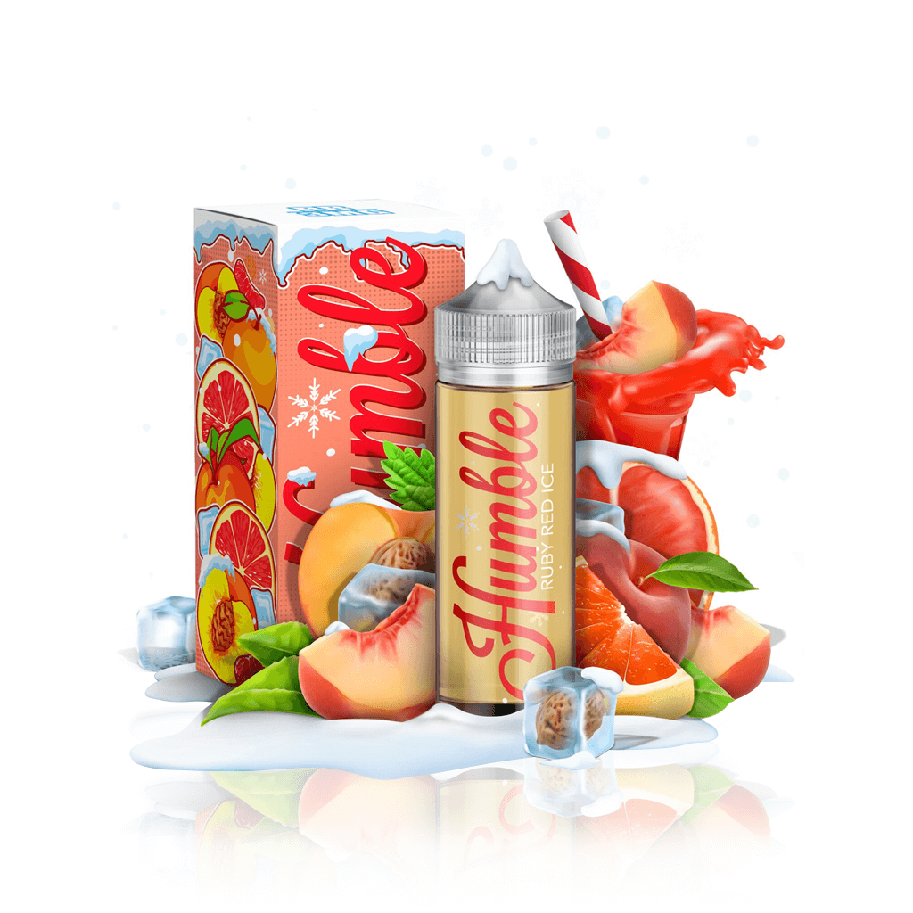 Ruby Red Ice - Humble E Liquid