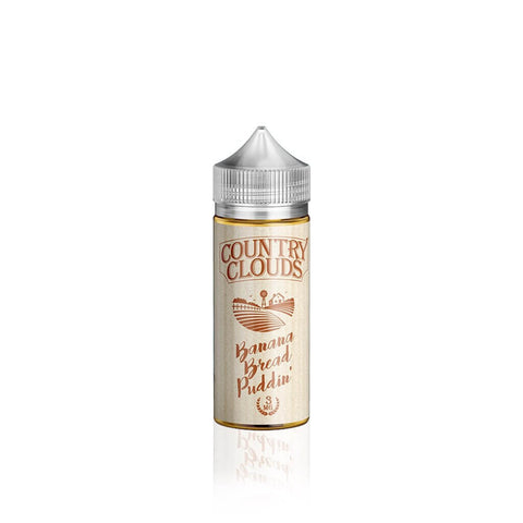 Banana Bread Puddin' - Country Clouds E Liquid