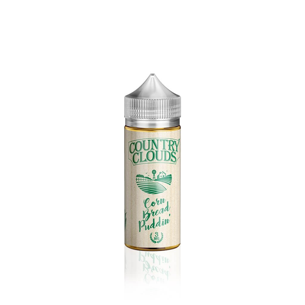 Corn Bread Puddin' - Country Clouds E Liquid
