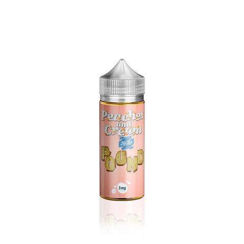 Peaches and Cream - By The Pound E Liquid