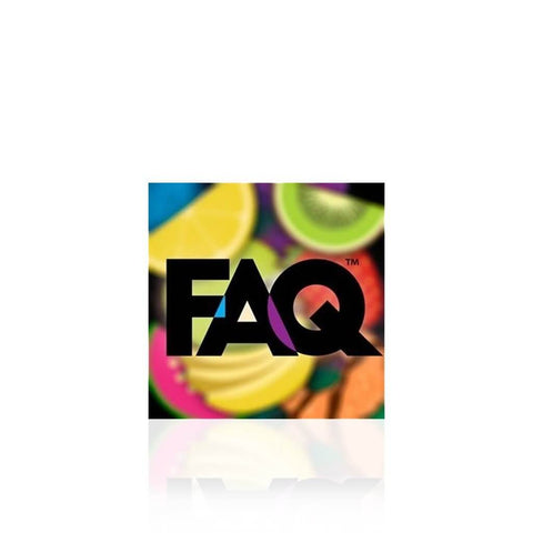 FAQ E Liquid Breazy Tester Pack - FAQ E Liquid