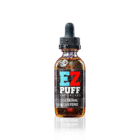 General Custerd - Ez Puff Vapor Labs E Liquid