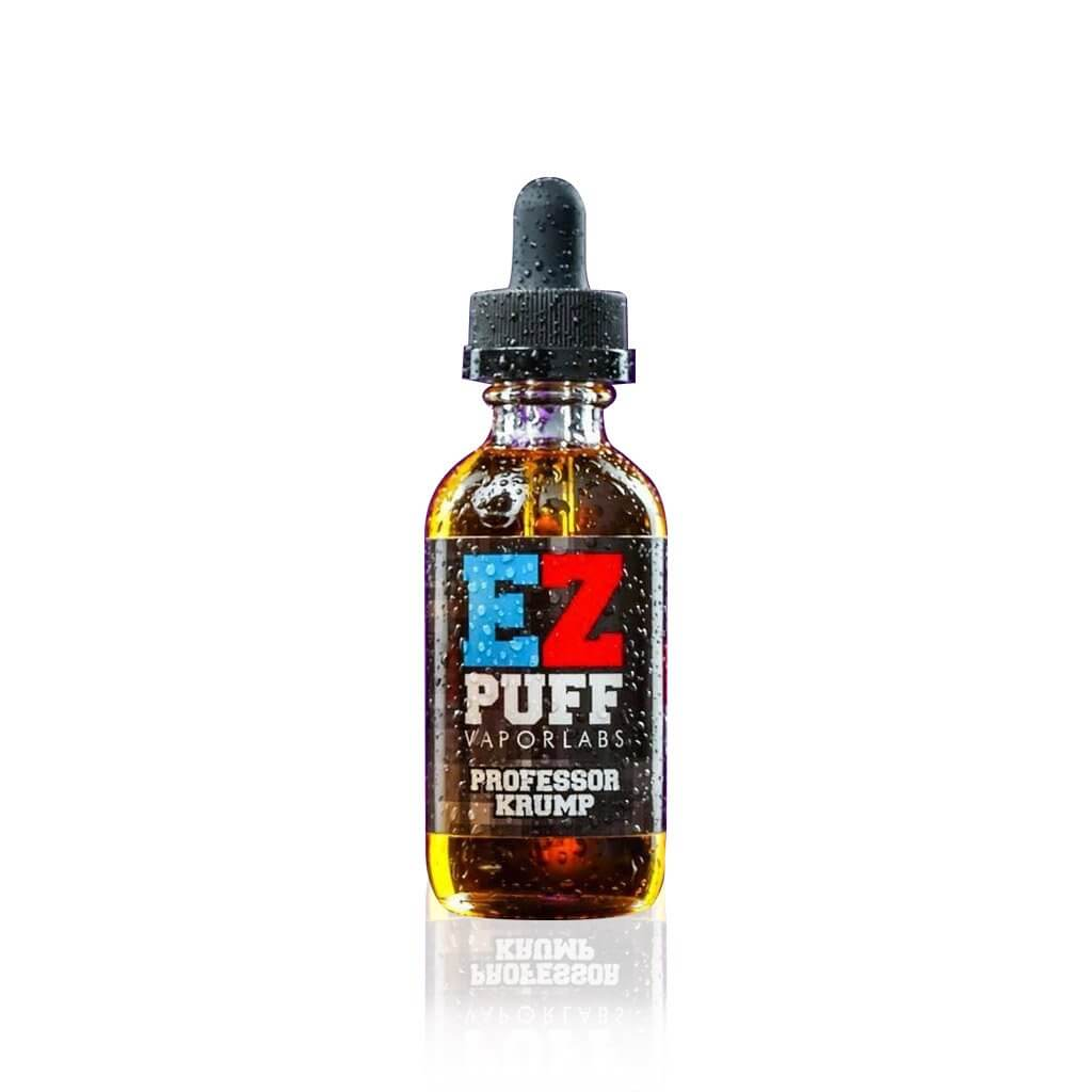 Professor Krump - Ez Puff Vapor Labs E Liquid