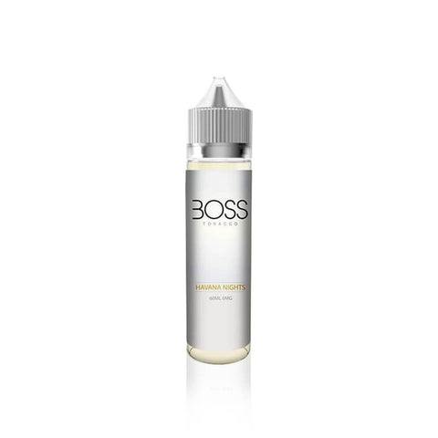 Havana Nights - Boss Tobacco E Liquid