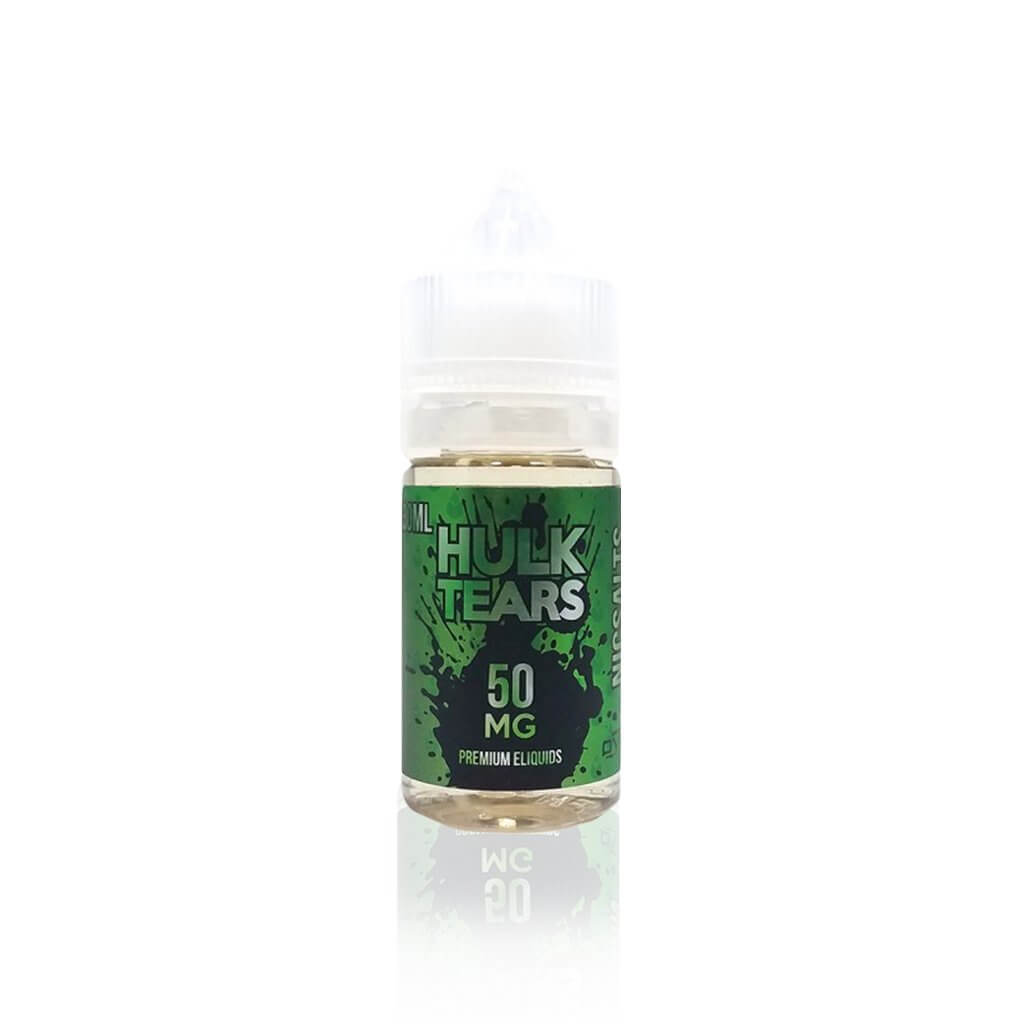 Hulk Tears (Salt E Liquid) - Mighty Vapors