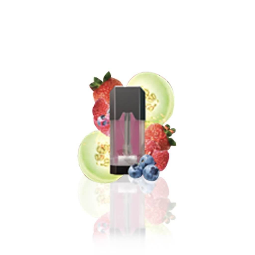 Dewberry Fruit 1K Replacement Pods (4 Pack) - Kilo E Liquid