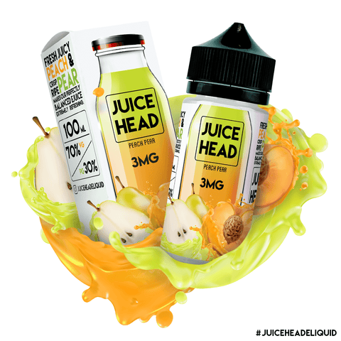 Peach Pear - Juice Head E Liquid