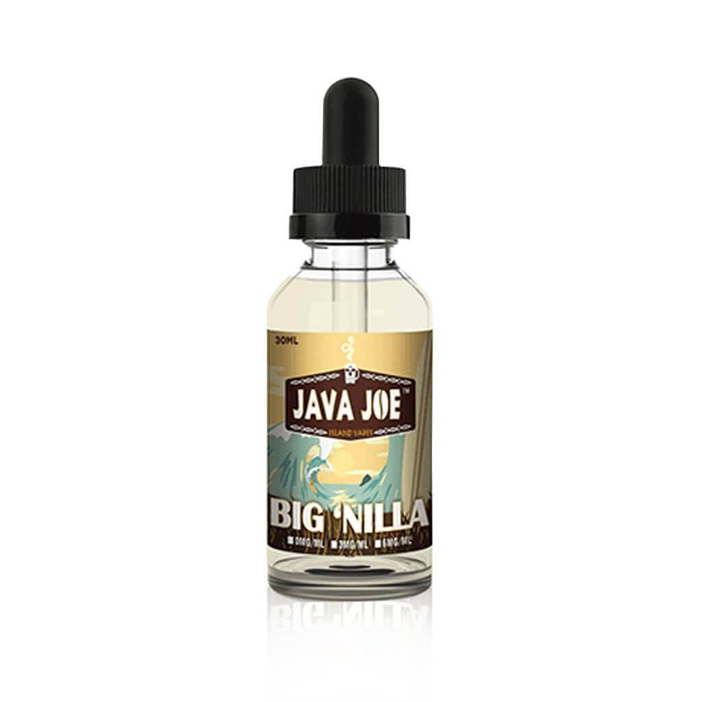 Big 'Nilla - Java Joe E Liquid