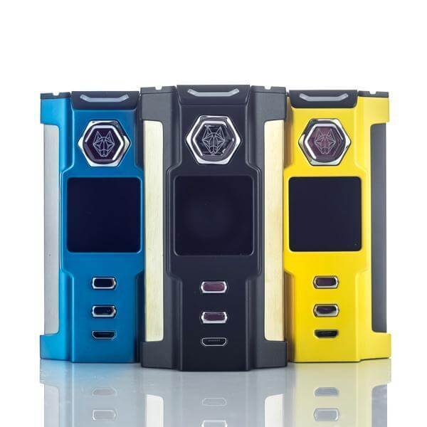 Sigelei SnowWolf VFENG 230W TC Box Mod - Sigelei - Hardware - Breazy