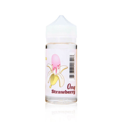 Strawberry - Bananza E Liquid
