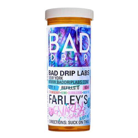 Farley's Gnarly Sauce Iced Out - Bad Drip E Liquid