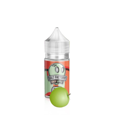 Crisp Apple - Salt Factory E Liquid