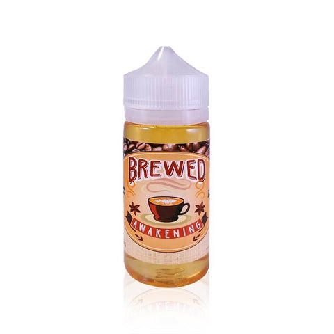 Brewed Awakening - Caribbean Cloud Company E Liquid