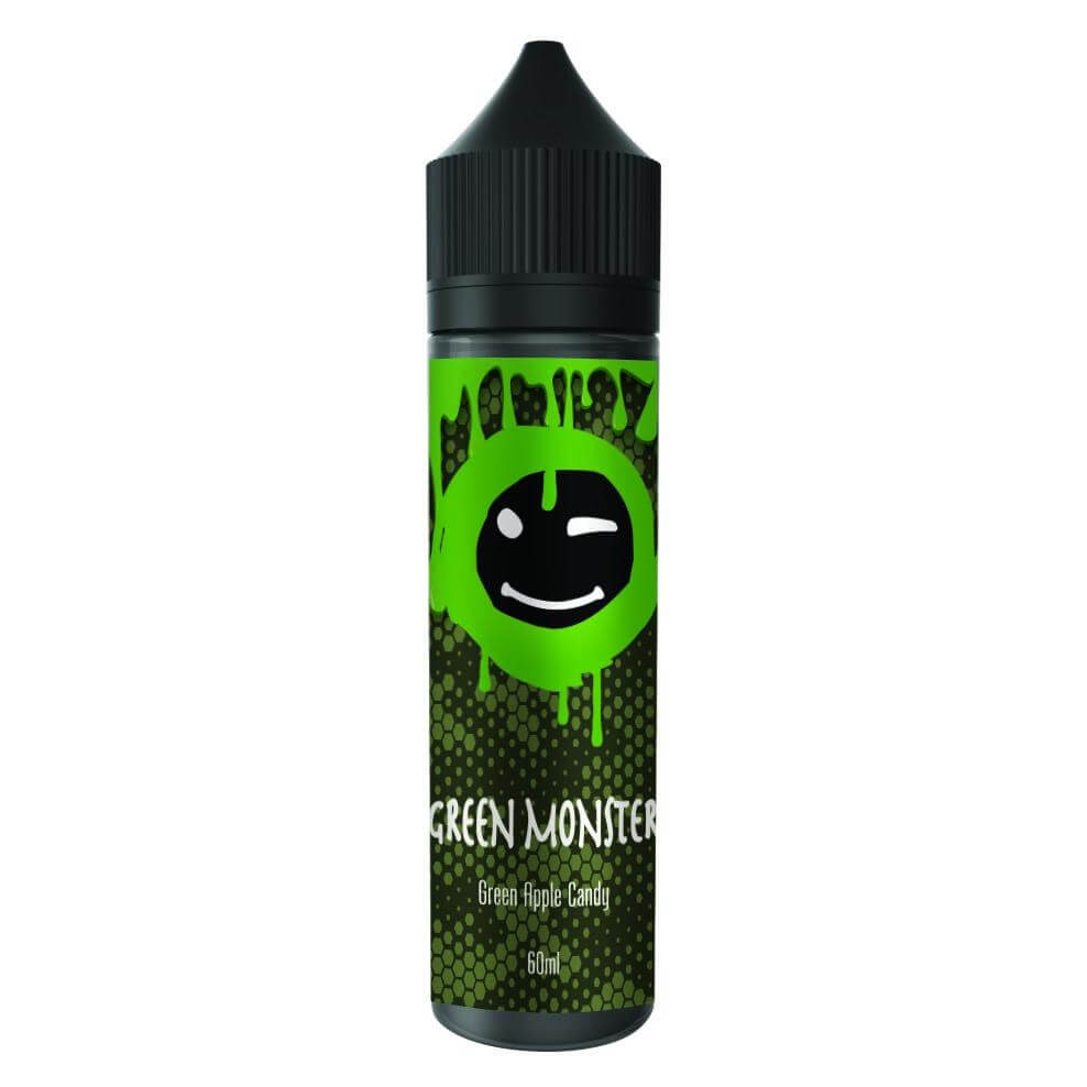 Green Monster - OOO E Liquid