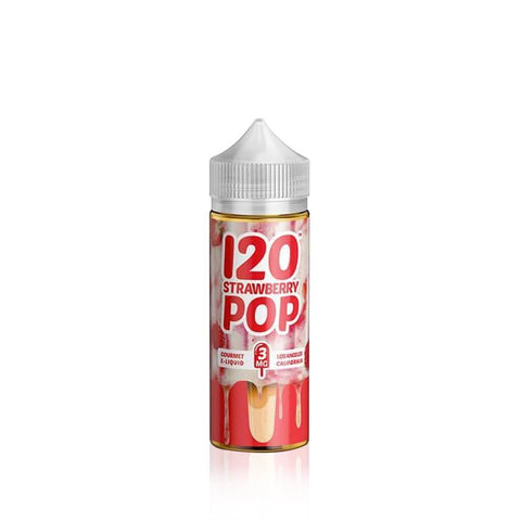 120 Strawberry Pop - 120 Cereal Pop E Liquid