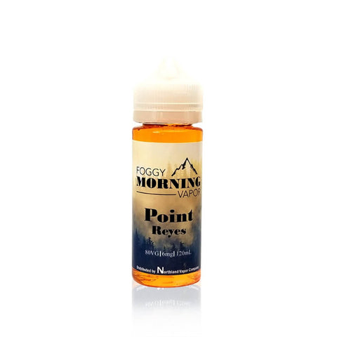 Point Reyes - Foggy Morning Vapor E Liquid